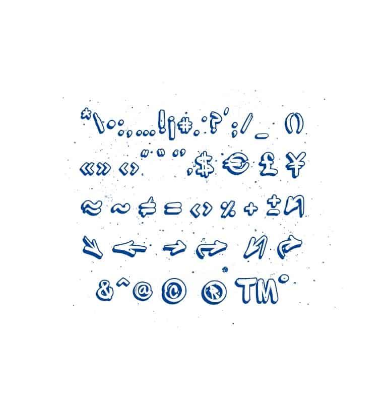 Download sprite graffiti font (typeface)