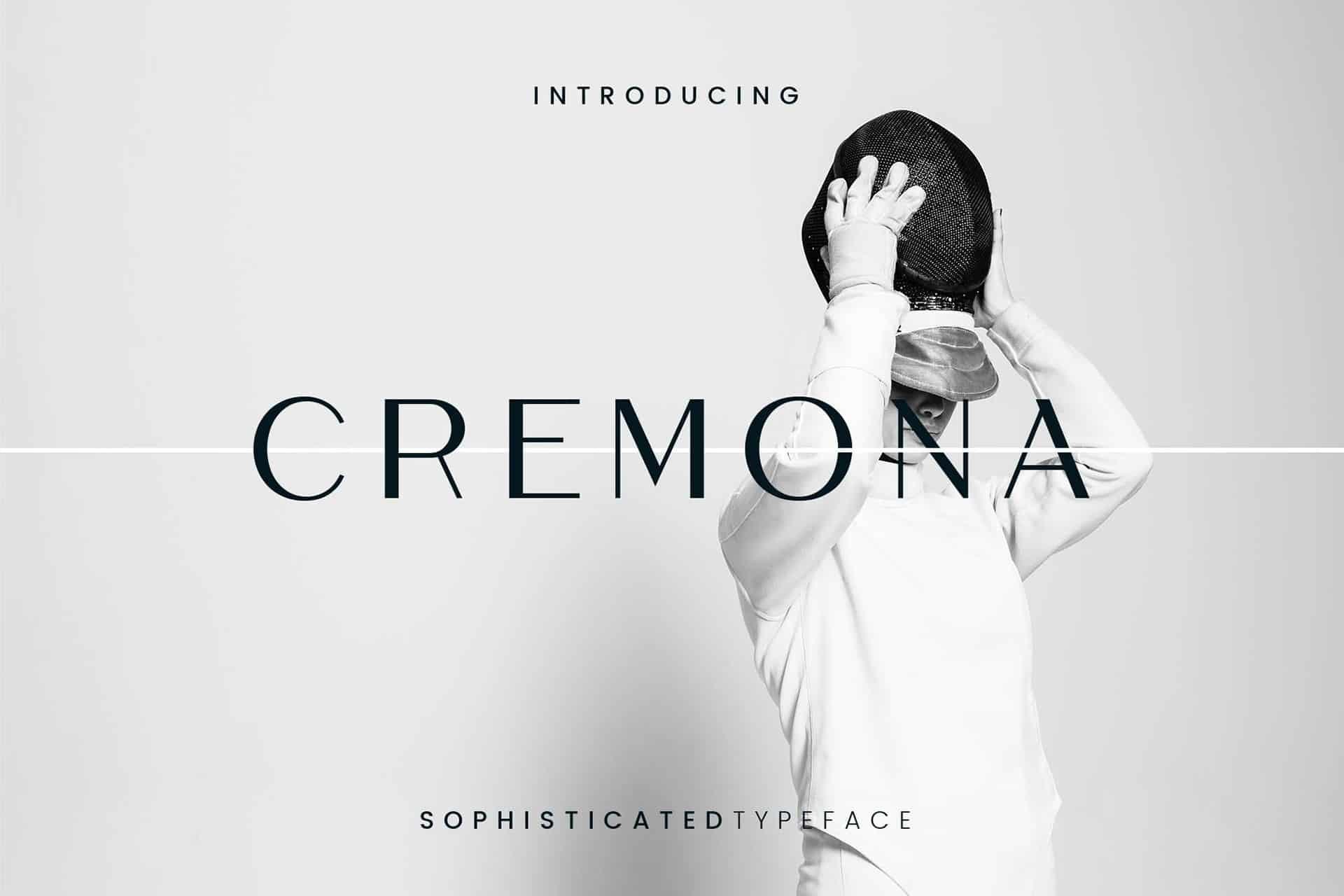 Download Cremona Sans font (typeface)