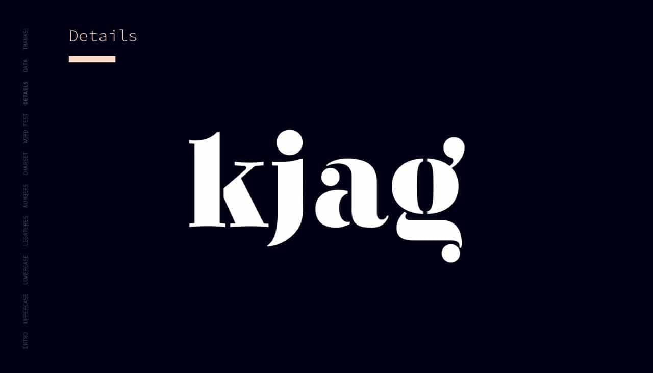 Download Regattia (v1.0) font (typeface)