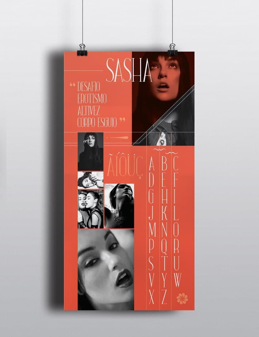 Download Sasha Typeface font (typeface)