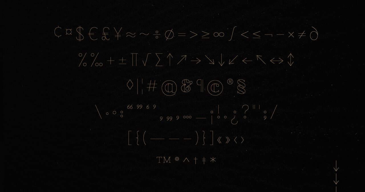 Download Chronos Serif font (typeface)