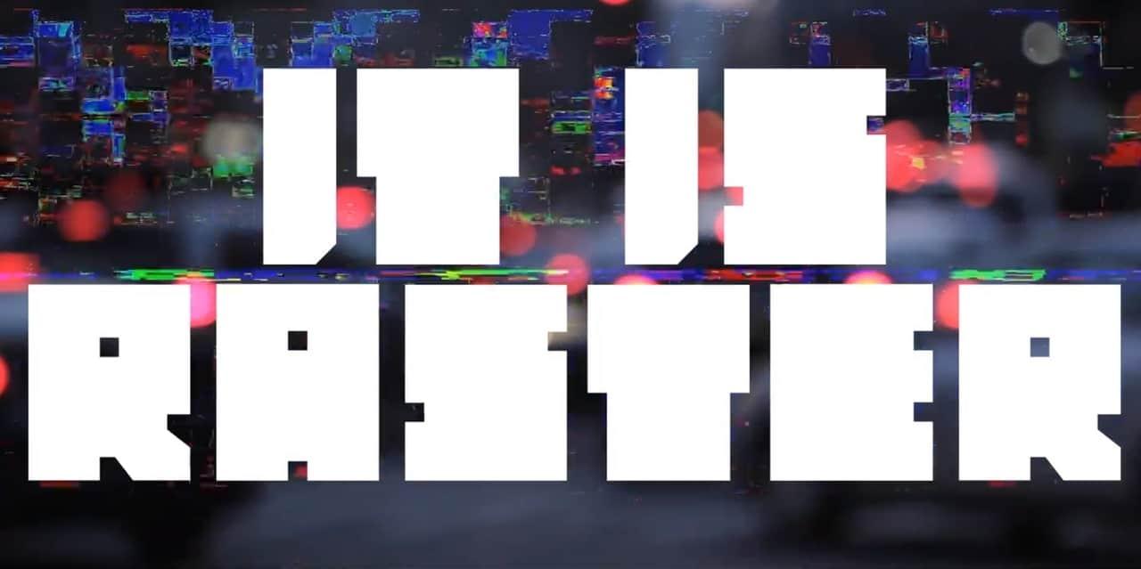 Download Raster font (typeface)
