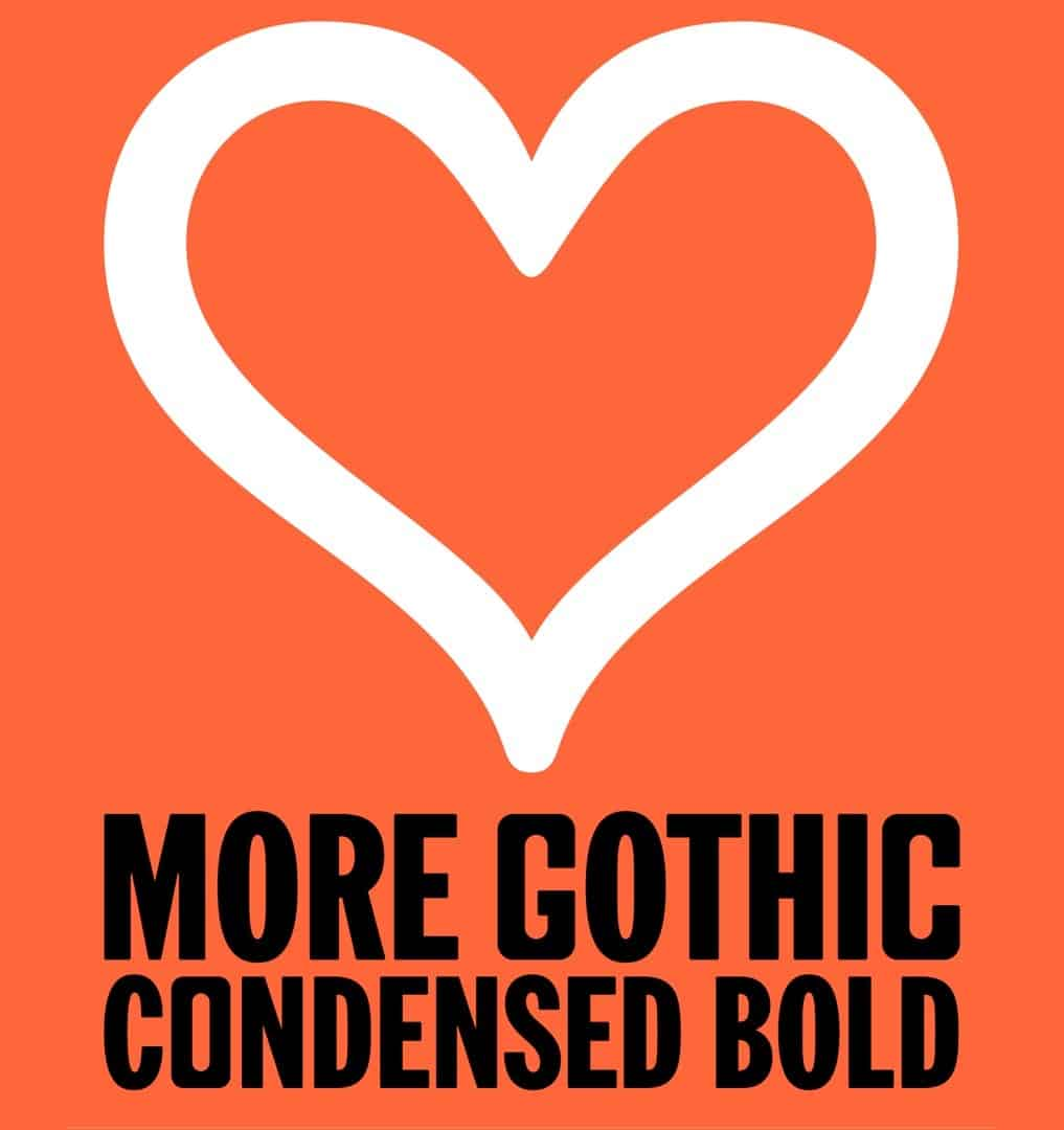 Download More Gothic font (typeface)