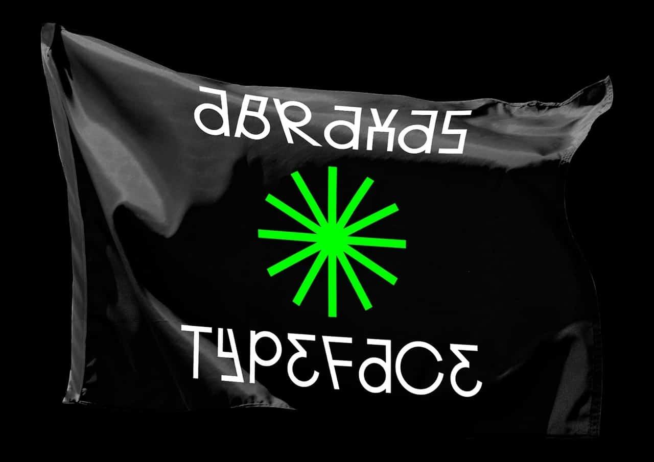 Download ABRAXAS font (typeface)