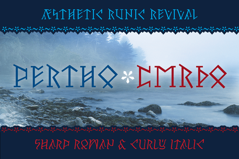Download pertho font (typeface)