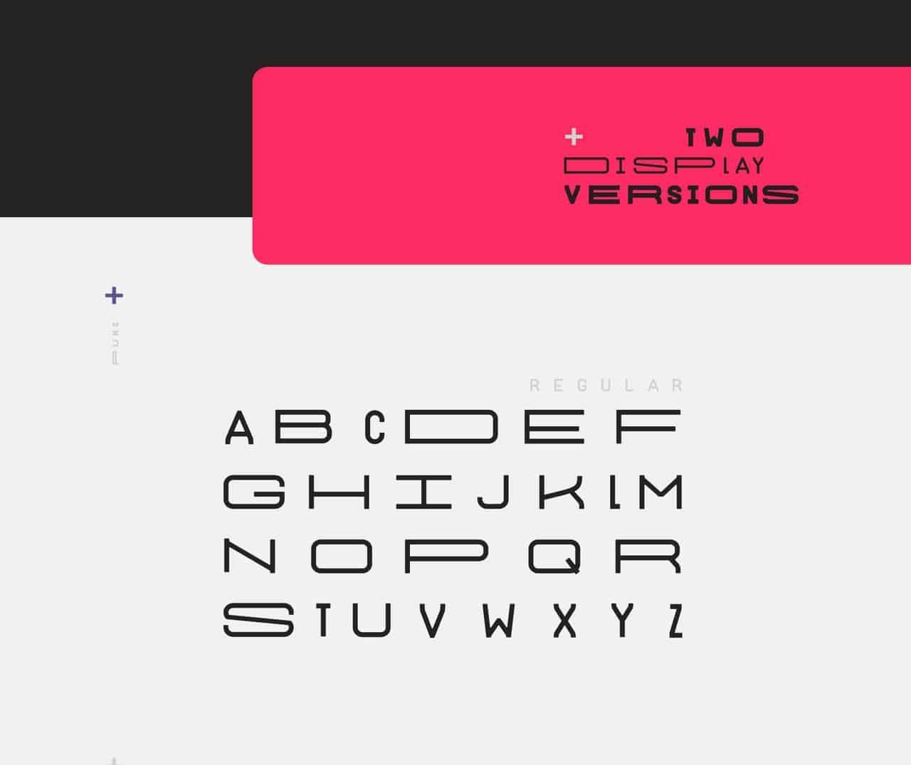 Download Punc font (typeface)