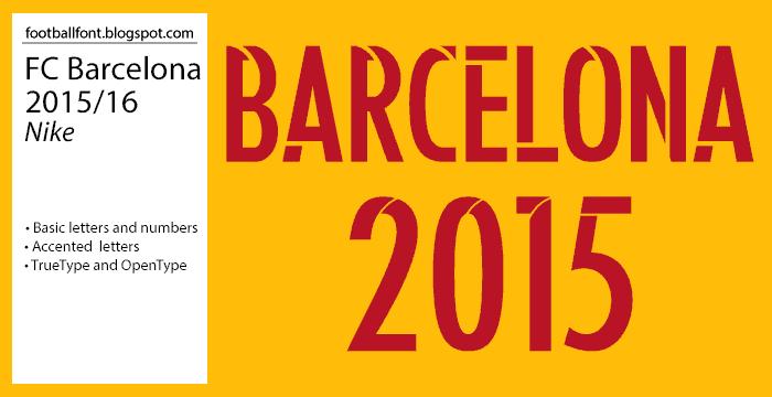 Download Barcelona font (typeface)