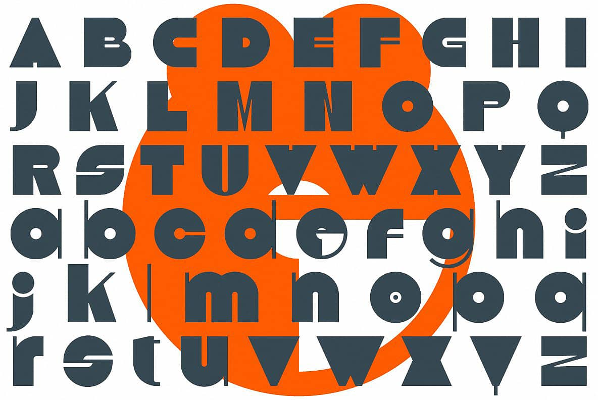 Download Barbecue font (typeface)