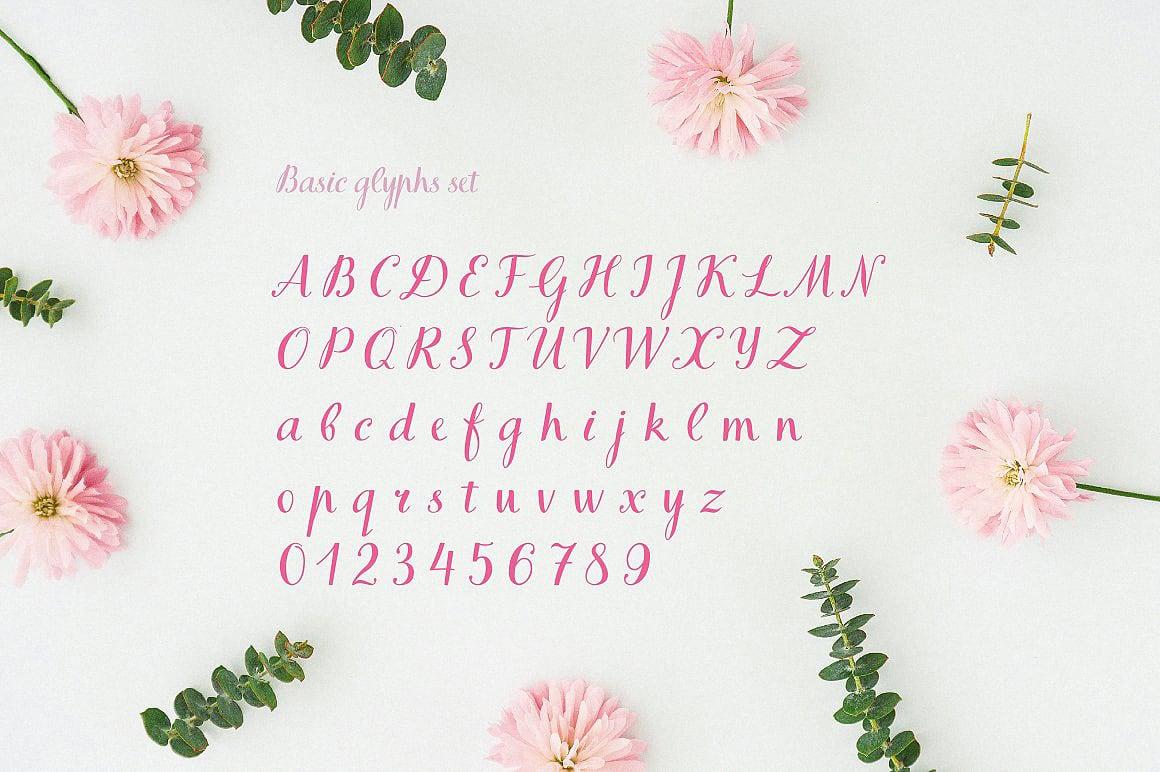 Download Books Script font (typeface)