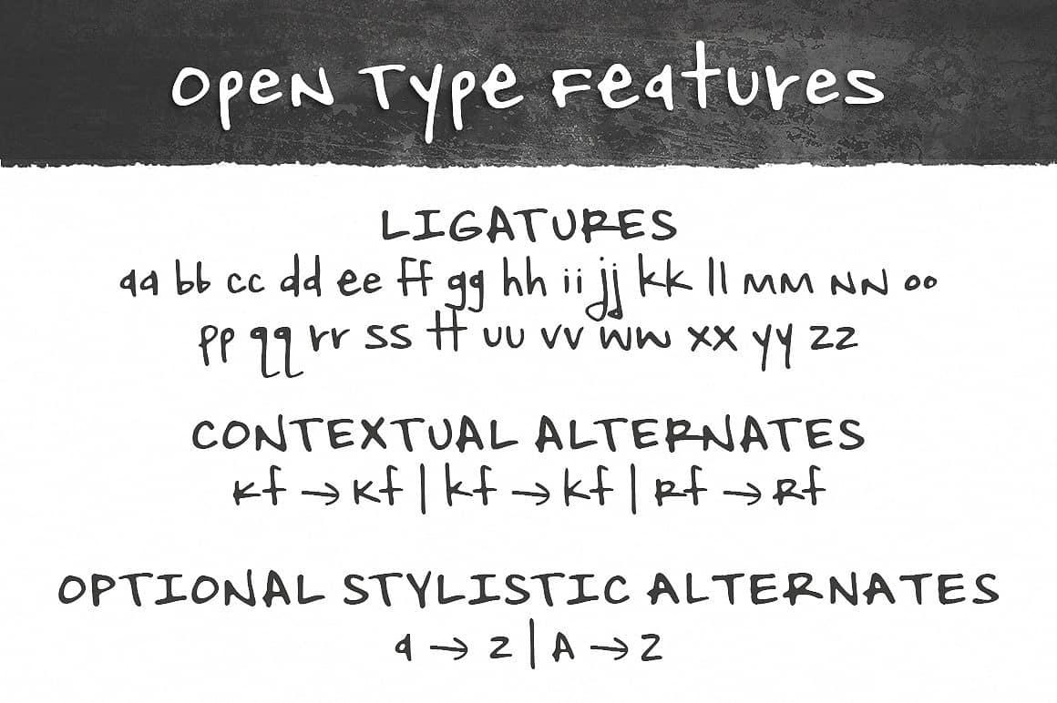 Download Ambition font (typeface)