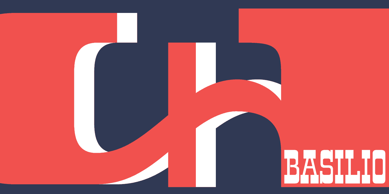 Download Basilio font (typeface)