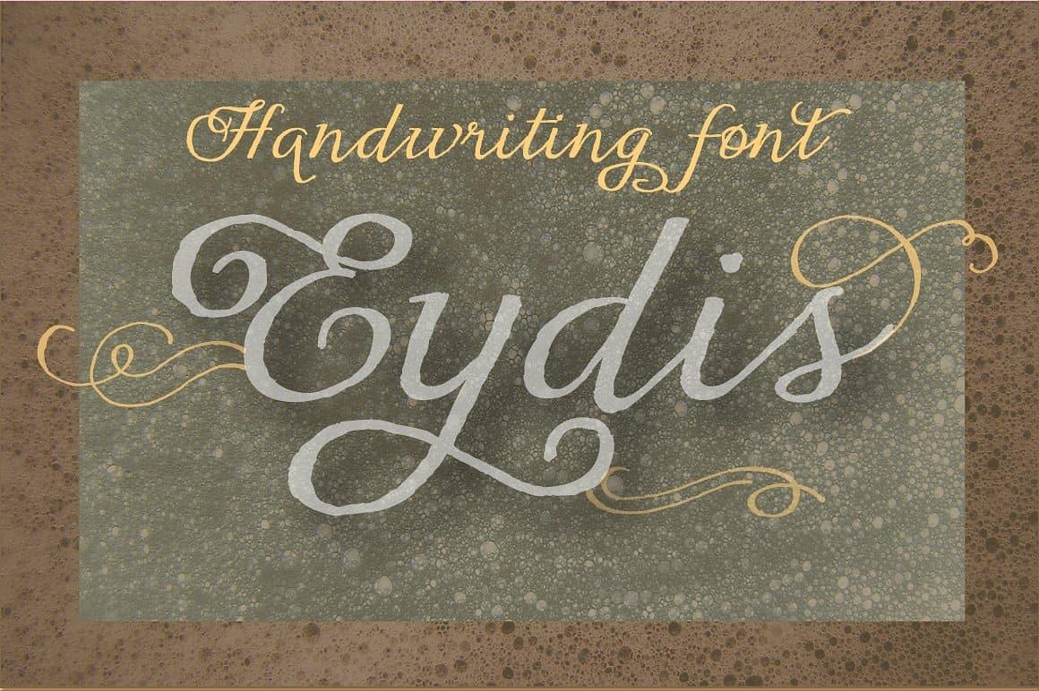 Download Eydis Pro font (typeface)