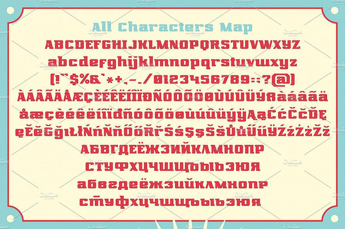 Download Marvin black font (typeface)