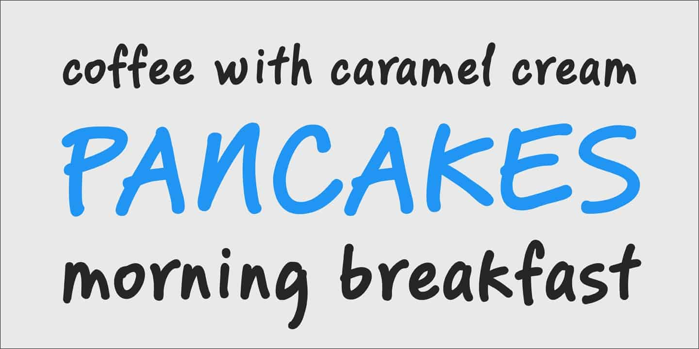 Download Cranberry Jam font (typeface)