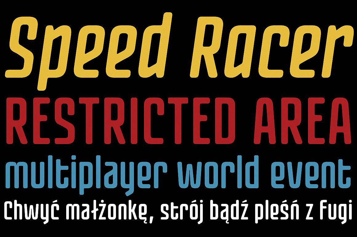 Download Fontatica 4F font (typeface)