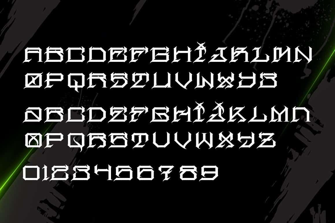 Download Herosin font (typeface)