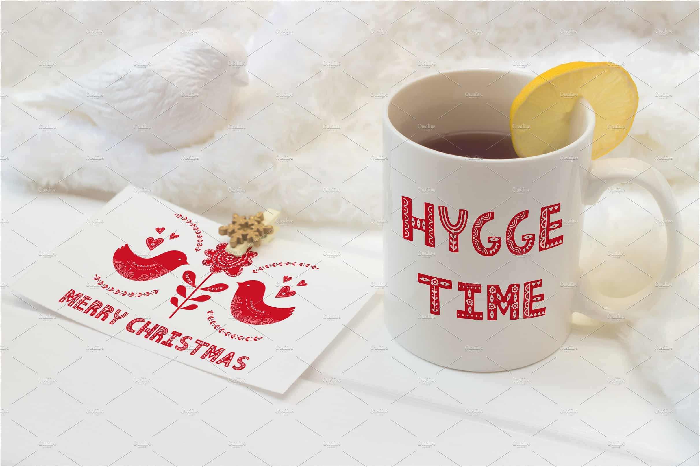 Download Hygge Scandinavian font (typeface)