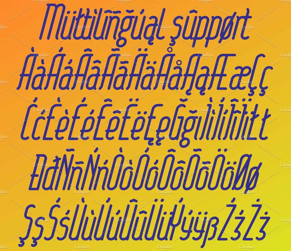 Download furious font (typeface)