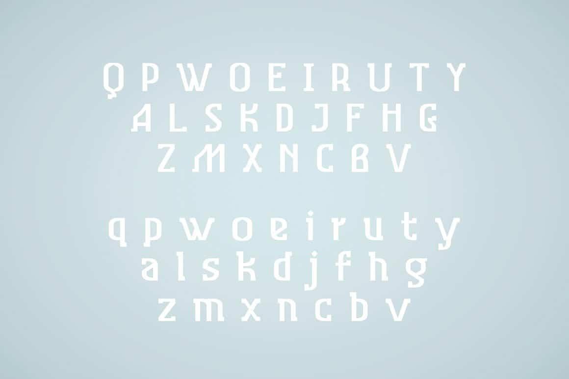 Download Higenson font (typeface)