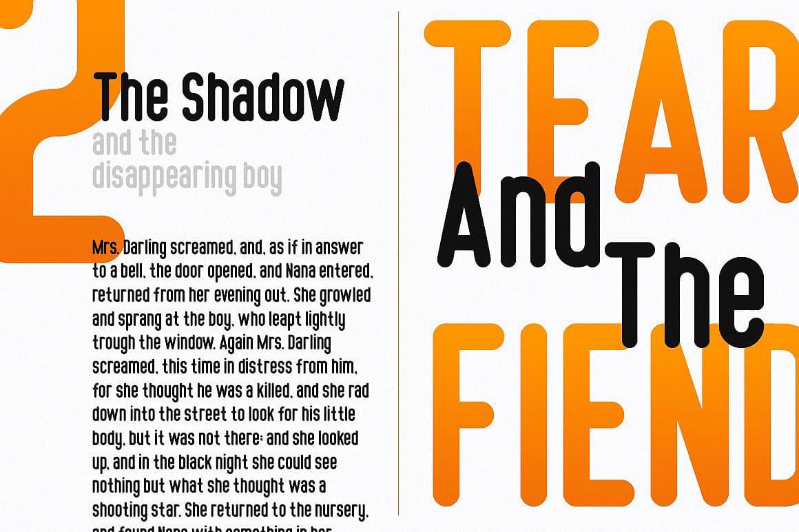 Download Somber Sans Typeface font (typeface)
