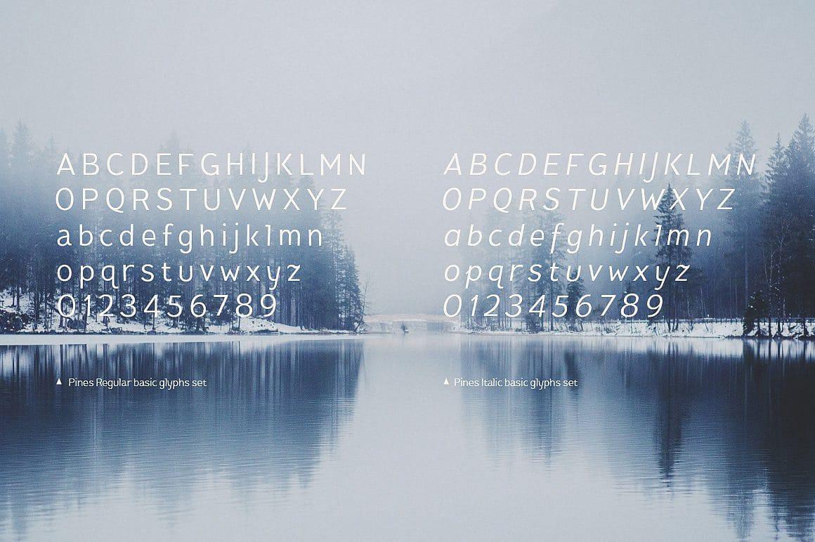 Download Demetriss font (typeface)