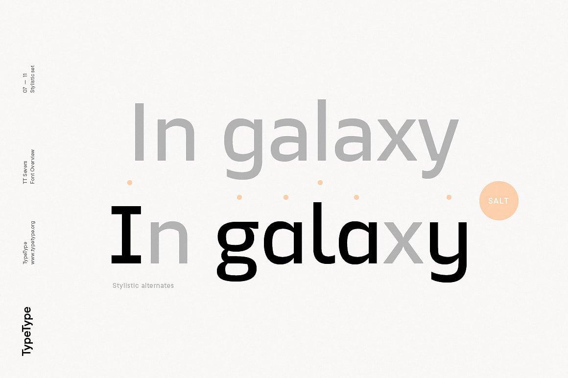Download TT Severs font (typeface)
