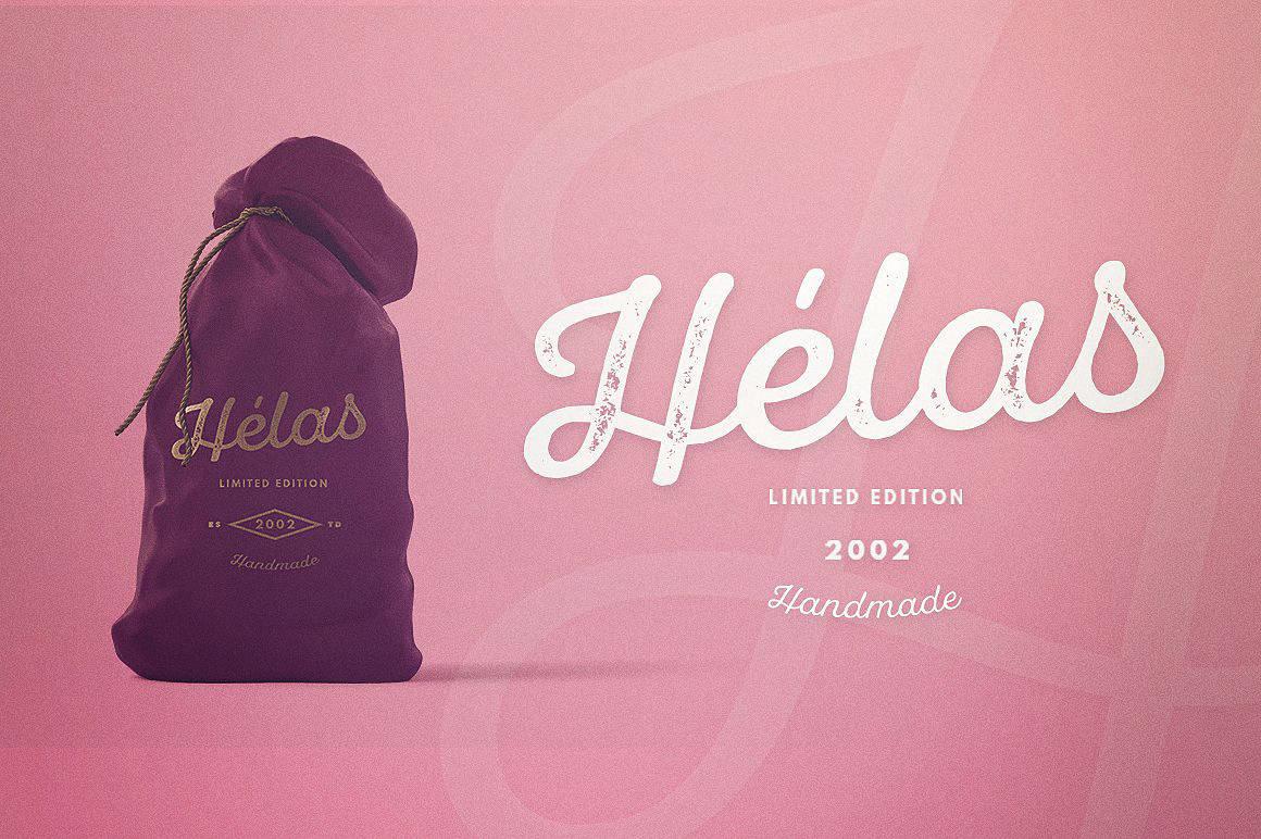 Download Delirio font (typeface)