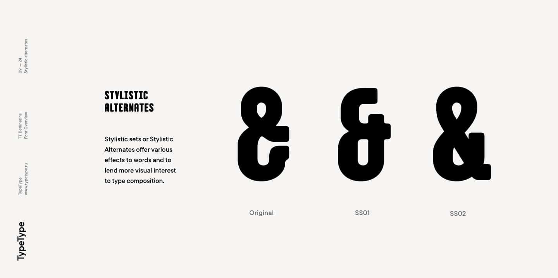 Download TT Berlinerins font (typeface)