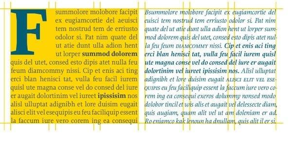 Download Proforma     [1988 - Petr van Blokland] font (typeface)