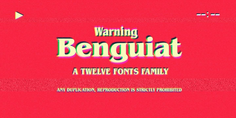 Download Benguiat     [1989 - Ed Benguiat] font (typeface)