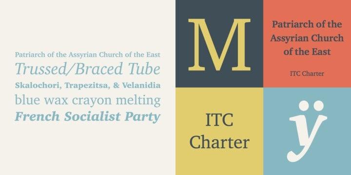 Download Miller [1997 - Matthew Carter] font (typeface)