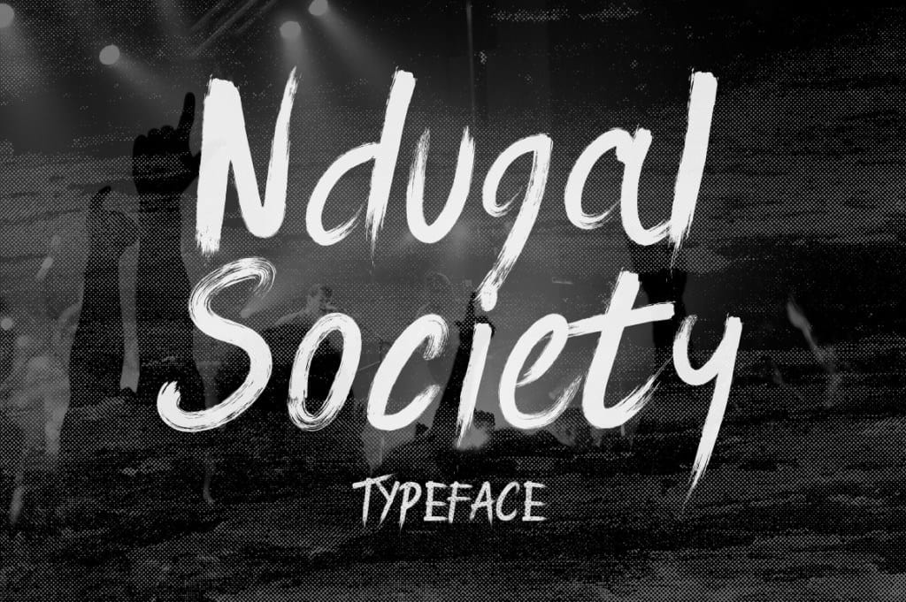 Download Ndugal Society font (typeface)