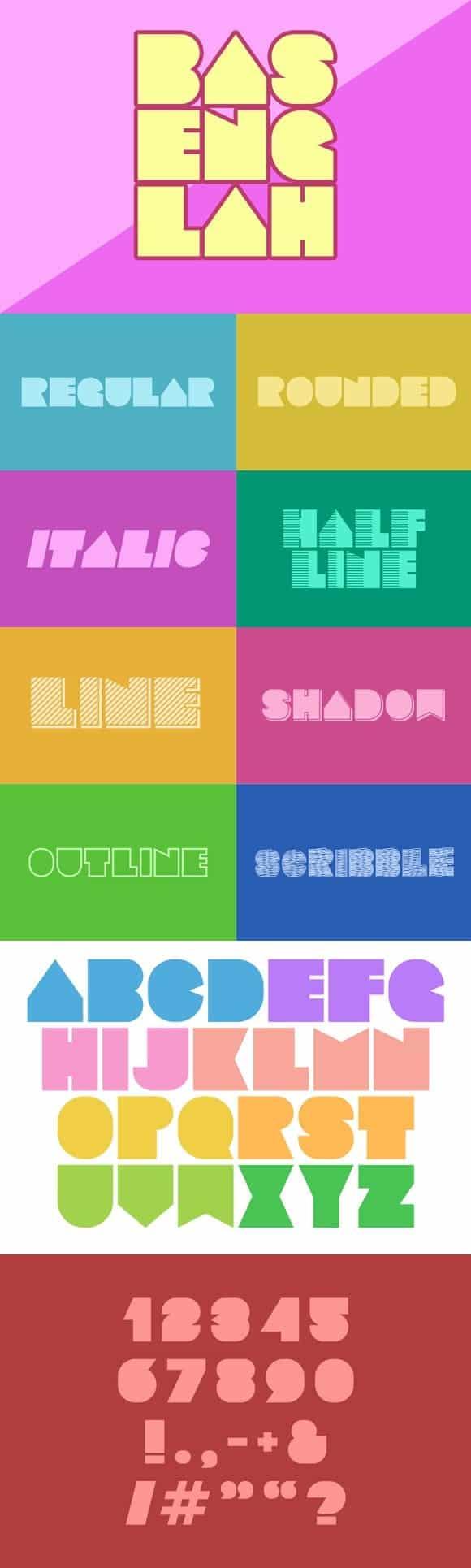 Download Basenglah font (typeface)