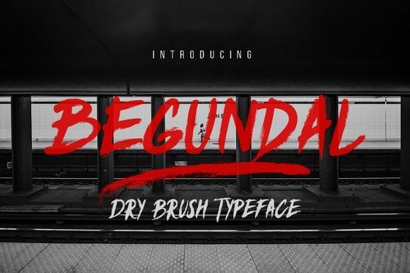 Download Begundal font (typeface)