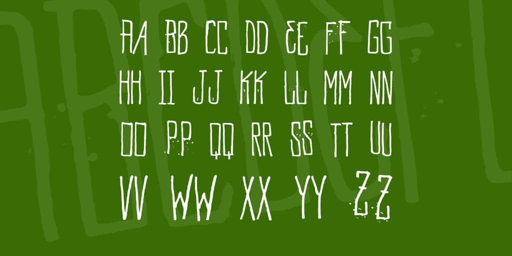 Download VTKS MockUp font (typeface)