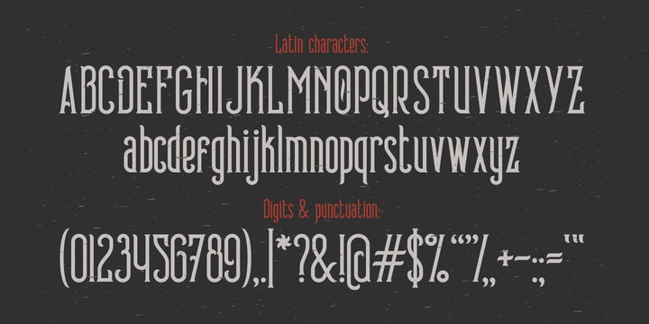 Download Winery font (typeface)