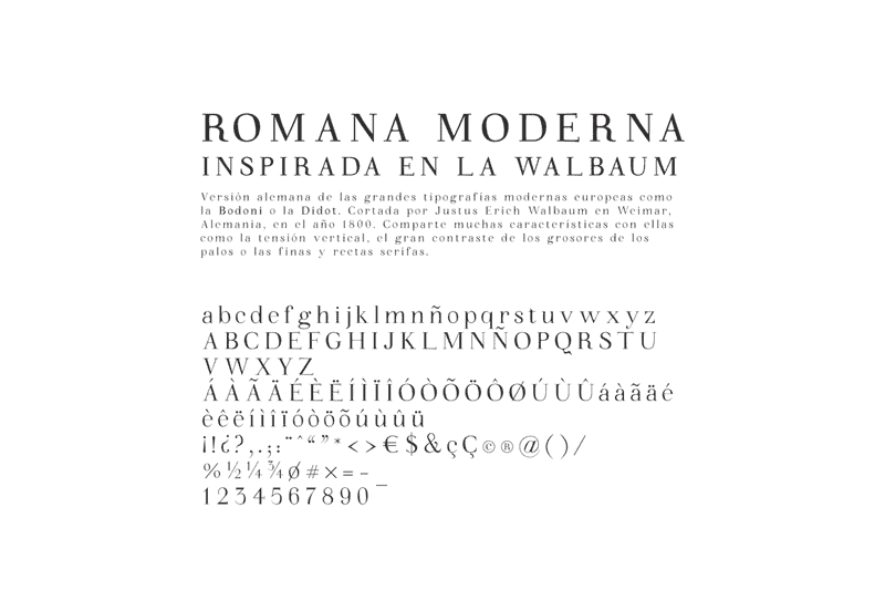 Download Walina font (typeface)