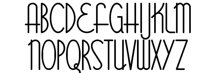 Download Bittersweet font (typeface)