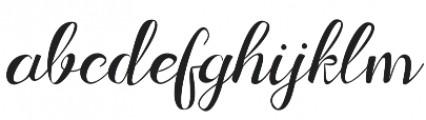 Download Marthana Script font (typeface)