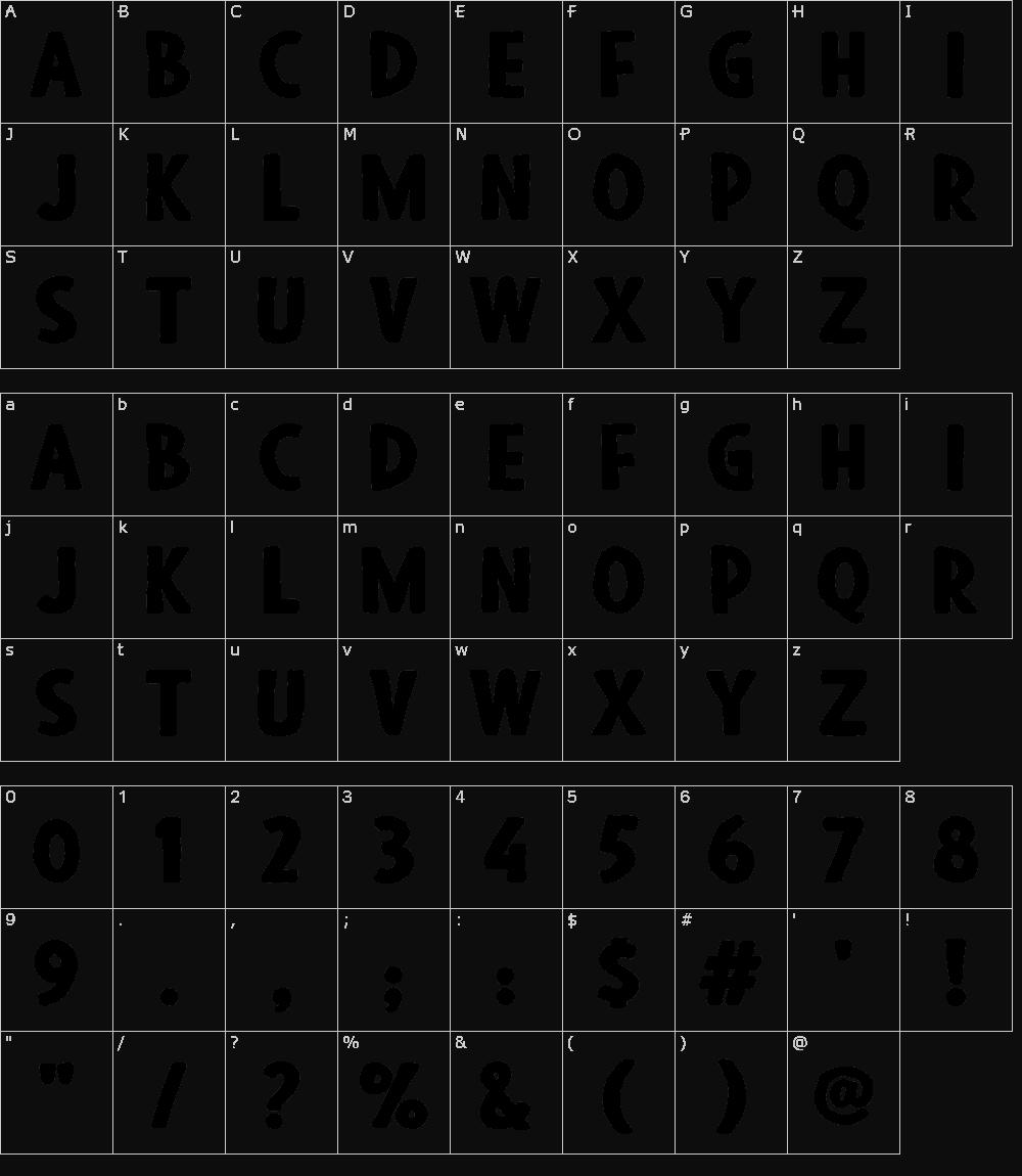 Download Blackore font (typeface)