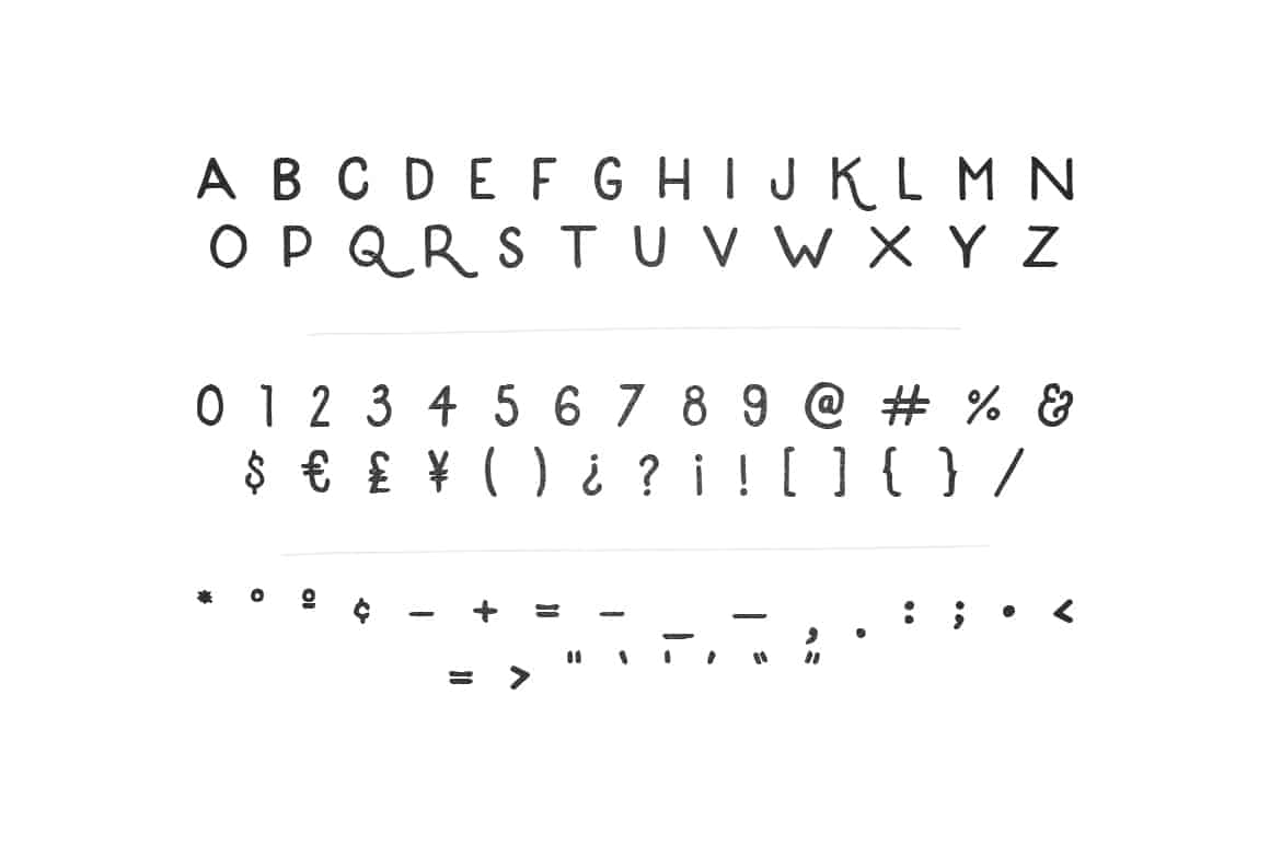 Download Tomahawk font (typeface)