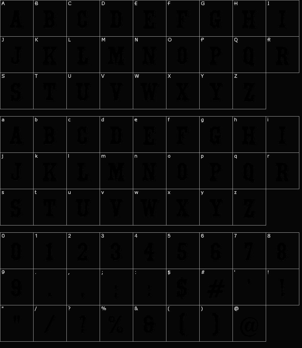 Download Mountique font (typeface)