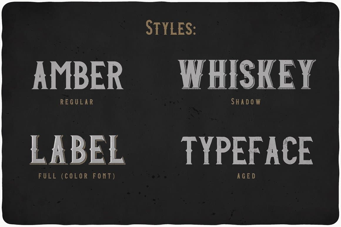 Download Whiskey font (typeface)