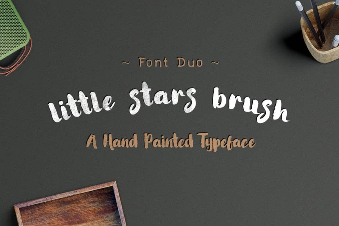 Download Little Stars font (typeface)