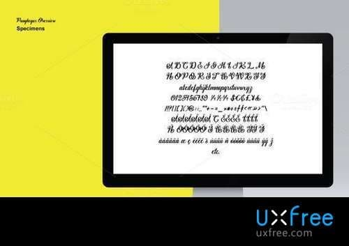 Download Panghegar font (typeface)