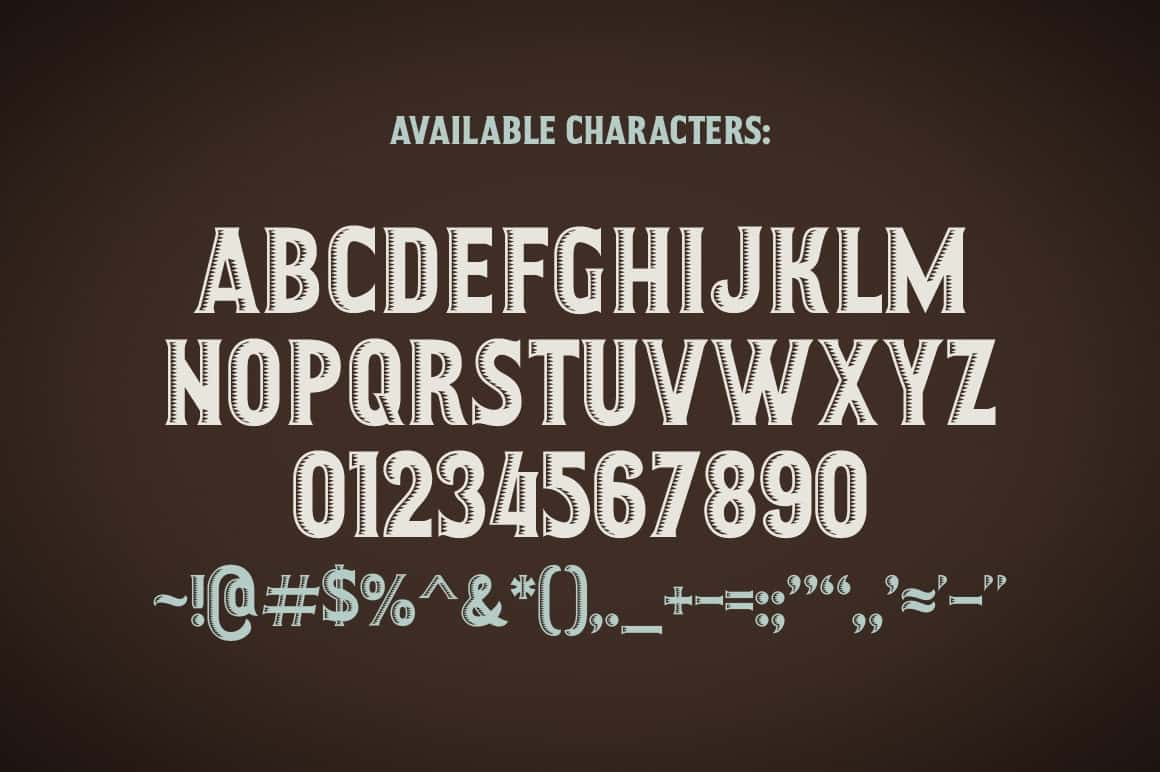 Download Craft Beer font (typeface)