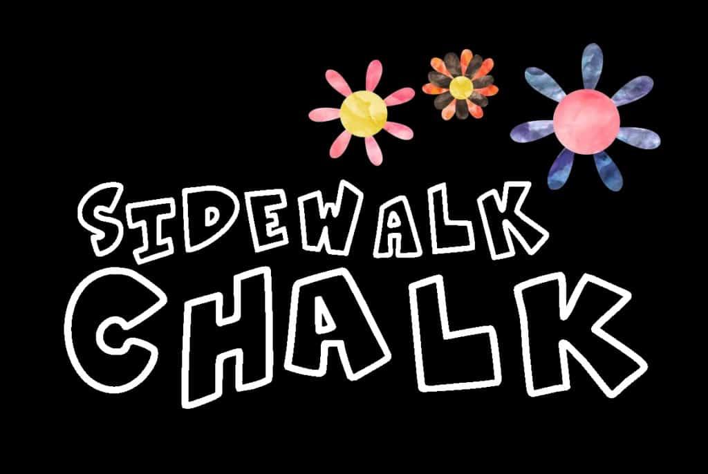 Download K26 Sidewalk Chalk font (typeface)
