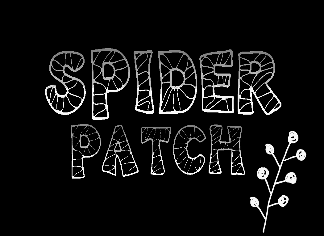 Download KB3 Spider Patch font (typeface)