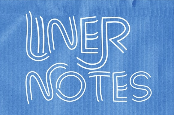 Download Liner Notes Family font (typeface)