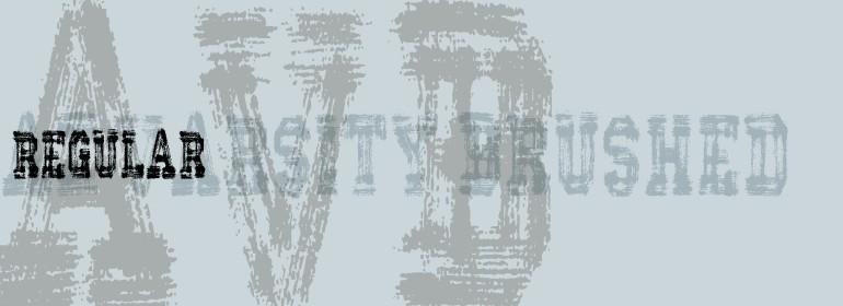 Download AZ Varsity Brushed font (typeface)